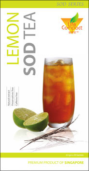 Lemon SOD Tea