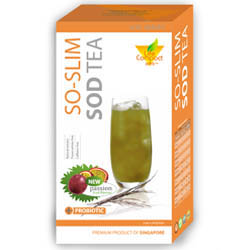 So-Slim SOD Tea (Passion Fruit Flavour)